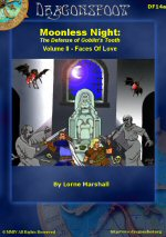 Cover of Moonless Night: The Defense of Goblin's Tooth part II